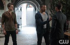 """#TheOriginals 3x20 """"Where Nothing Stays Buried"""" - Kol, Marcel and Elijah"""
