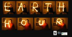 Earth Hour is Saturday, March 31 @ 8:30pm. What are you doing for Earth Hour?