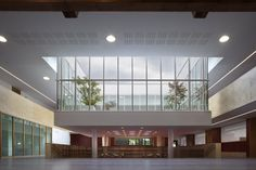 Chiarano Primary School in Genoa, Italy by C and S Architects