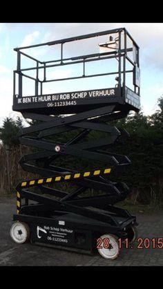 Voor grond-en sloopwerken, grondverzet machines en andere apparatuur benadert u natuurlijk Rob Schep Verhuur!