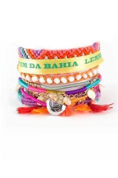 Bracelet Hipanema Massilia