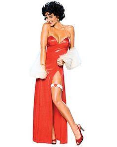 red dress- jessica rabbit