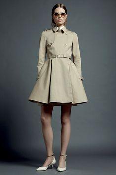 Valentino Resort 2013 Fashion Show - Elena Bartels