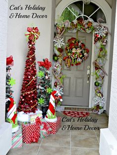 Cat's Holiday & Home Decor - I'd have to pick just one thing!