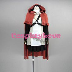 5633e9f0073 Click to Buy    CosplayLove Fire Emblem Fates IF Anna Cosplay Costume Custom.