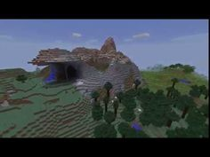 Minecraft en musique / Ma passion pour les map buguées et blocs volants