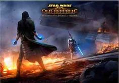 Cinematic Trailer - Star Wars: The Old Republic is a free-to-play BioWare Online RPG set thousands of years before the classic Star Wars movies.