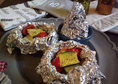 Cartoccio in cocotte - bocconcini di manzo e verdure Antipasto, Polenta, Bruschetta, Spaghetti, Food And Drink, Pizza, Cooking, Breakfast, Party