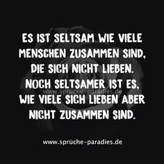 Es ist seltsam wie viele Menschen zusammen sind, die sich… It's strange how many people are together who are … laugh to think about Words Quotes, Love Quotes, Funny Quotes, Inspirational Quotes, Sayings, Told You So, Love You, Supernatural Quotes, Susa