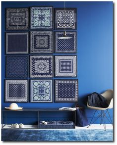 Have you ever thought about decorating your home interior in the color of indigo? In this post we are going to inspire you with the Impressive Indigo Blue Interiors That Will Fascinate You
