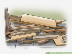 Image titled Get Free Building Materials Step 1
