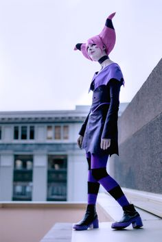teen titans jinx cosplay - Google Search