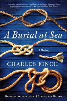 A Burial at Sea (Charles Lenox Series #5)