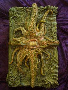 The Temple of Dagon artist Richard Allen Poppe NEC