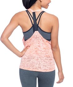 Take a look at this Soybu Nectar Lucy T-Back Tank today!
