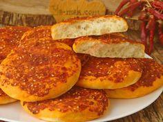 Biberli Ekmek Resimli Tarifi - Yemek Tarifleri