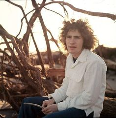 tim buckley photographed by ed caraeff, ca. 1970.