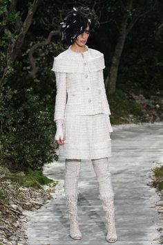 Chanel #SS13 #couture