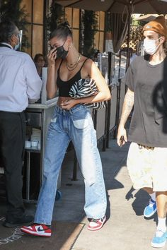 Moda Aesthetic, Aesthetic Clothes, Cute Casual Outfits, Summer Outfits, Estilo Hailey Baldwin, Mode Dope, Mode Hipster, Look Boho Chic, Looks Pinterest