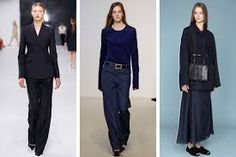 Raf Simons  first collection for Dior paid respect to the Dior bar suit. 36cbe709362b