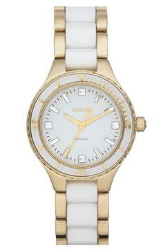 DKNY Ceramic Link Bracelet Watch a4b19effc2