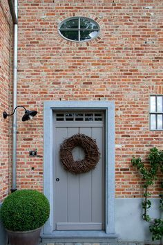 landelijke huis voordeur - Google Search