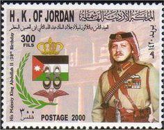 38th Birthday King Adbullah II