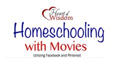 The Homeschool with Movies Facebook group is for those wanting to teach or enhance lessons with movi...