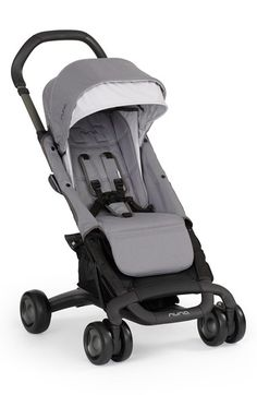 Always wanted a stroller that's actually stylish!