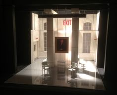 This May Hurt a Bit. St. James Theatre. Scenic design by Tim Shortall.