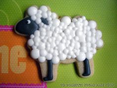 Domestic Sugar: Because Domestic Life is SWEET!: Little Lamb, Who Made Thee?