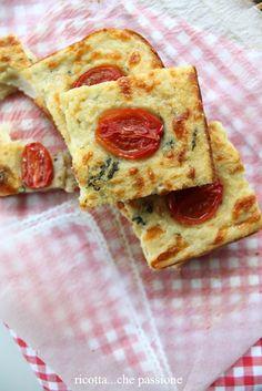 ricotta...che passione: Torta di pane con scamorza