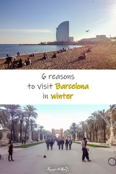 Your guide to visiting Barcelona in winter on the budget comfortably and cheaply on your own. From flight tickets, accommodation, to all the sights and tips that will make your trip easier. Travel more for less money. Barcelona In Winter, Visit Barcelona, Cheap Travel, Budget Travel, Warm Weather, Budgeting, Spain, Europe, City