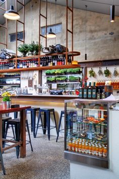 Leura Garage. A great place to enjoy a delicious lunch after a walk in the Blue Mountains. Right by the train station if you are heading back to Sydney.
