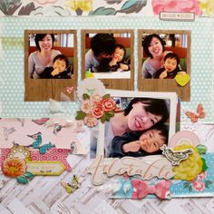 adorable - American Crafts - Crate Paper - Maggie Holmes Collection