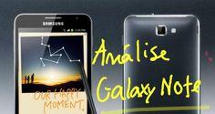 Análise: Samsung Galaxy Note