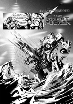 The Great Fucker, un par de huevos para la Kaiju vs Jaeger Pacific Rim, Sci Fi, Abstract, Artwork, War, Eggs, Summary, Pacific Coast, Science Fiction