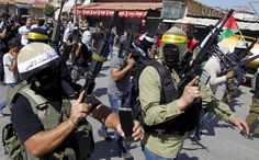 """Palestinians set fire to a Jewish holy shrine in the West Bank on Friday morning and clashes between Palestinians and the Israeli military continued throughout the day after calls by militant Islamic group Hamas for a """"day of rage."""""""