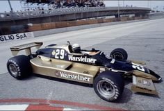 Ricardo Patrese, Warsteiner Arrows-Ford A1B, 1979 US West Grand Prix, Long Beach.