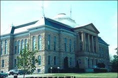 Niagara County Courthouse, Lockport, NY