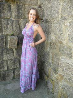 Vestido Deusa Longo 19