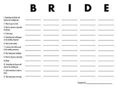 Vintage Bridal Shower Games (& Free Printables)