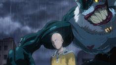 saitama punch deep sea king