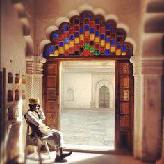 #peoplewatching #afternoon #sun #india #Rajasthan - @Andy Yang Jo #webstagram