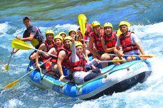 Antalya'da rafting turları köprülü kanyon milli park alanı içerisinde düzenlenmektedir. En güzel macera aktivitesi olarak yapacağınız rafting sevdiklerinizle unutulmaz anlar yaşarsınız. Antalya'da rafting turlarına katılmak için sayfamızı incelemeden karar vermeyin! By Raftingo Adventure... Antalya, Turu, Extreme Sports, Rafting, Jeep, Outdoor Decor, Jeeps