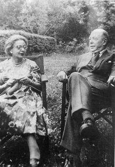 C.S. Lewis and Joy Gresham