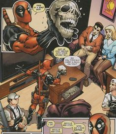 Yes Deadpool