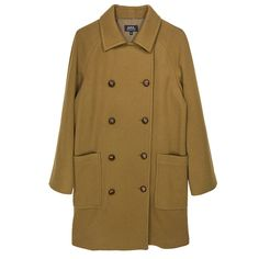 Shop now at Eaton Trading Company for A.P.C. Geometric Coat