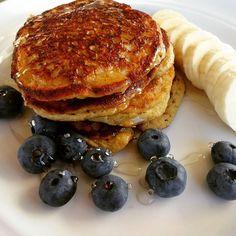 Edel's Mat & Vin : Banan pannekaker !! Mille Crepe, Crepes, Dutch, Pancakes, Food And Drink, Breakfast, Baby, Morning Coffee, Dutch Language