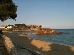 La Fosca Bay (North of Spain)